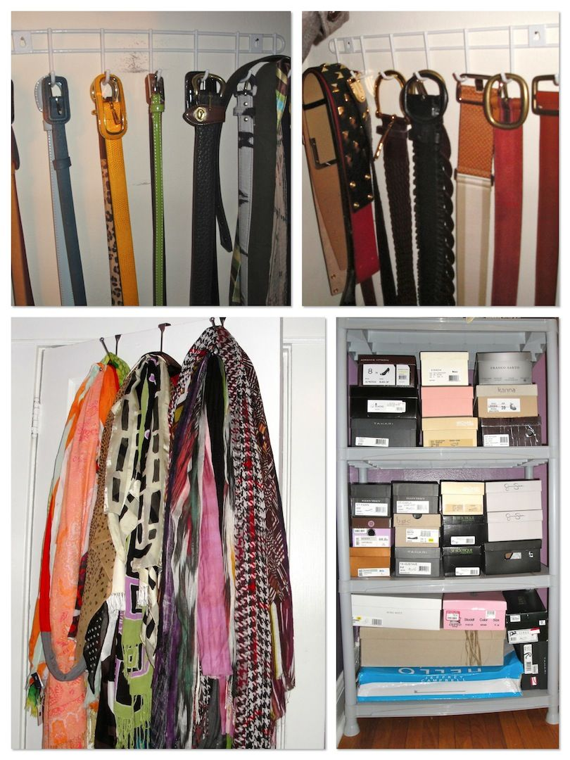 Small Bedroom Closet Design Ideas Mesmerizing Economy Of Style Organizing A Small Closet On A Budget  Home Review