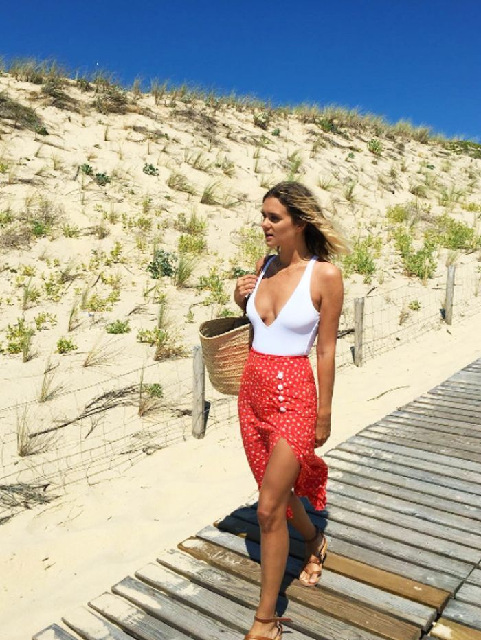 Beach Outfit Ideas You'll Want to Copy Whether You're in Croatia or Cornwall