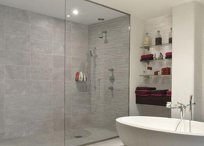 simulateur carrelage salle de bain gratuit | Bathtub, Alcove bathtub, Bathroom