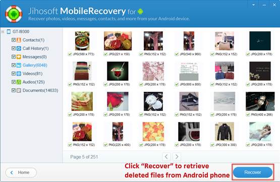 How To Recover Deleted Lost Files From Android Devices Http Ift Tt 2ttvmee Recover Photos Data Recovery Android