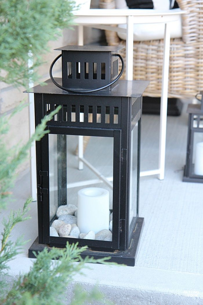 10 Front Porch Decor Ideas To Add Beauty To Your Home Summer Lantern Decor Front Porch Decorating Porch Decorating