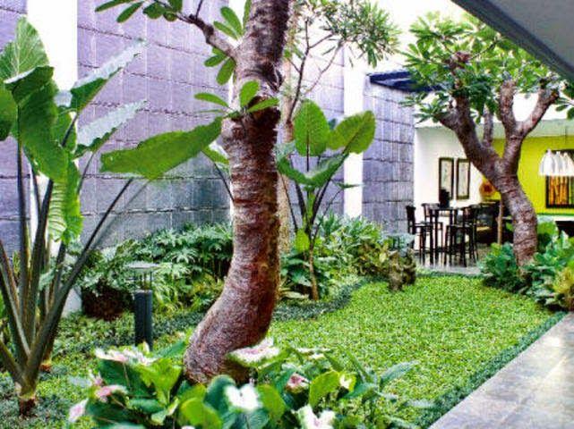 Tukang Taman Jasa Pembuatan Taman Gaya Bali Taman Gaya Bali