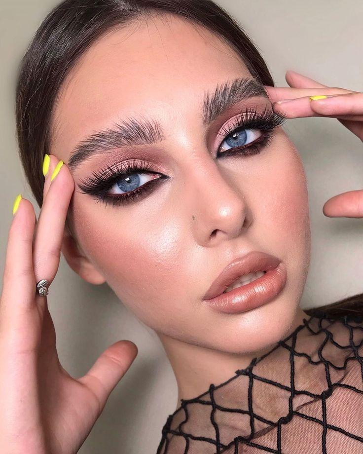 "SASHA NIKOLINA on Instagram: ""Eyes like ocean"