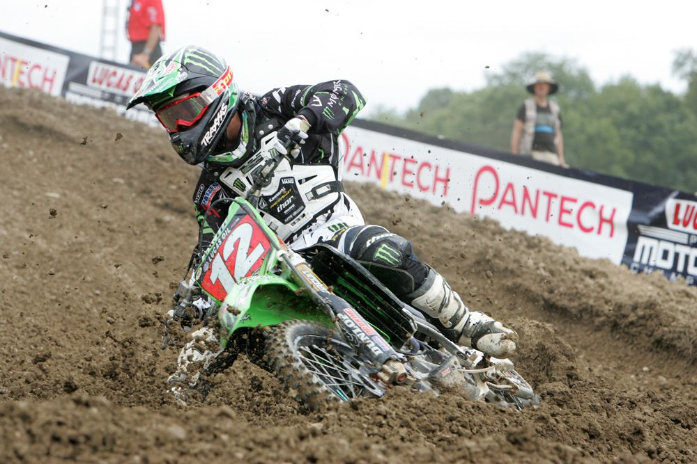 Race Report: Steel City 2012 | Features, News, Race Report | Transworld Motocross. Baggett is still the points leader with one race to go to decide 2012 Championship. GO Blake!