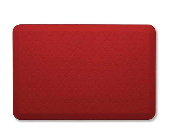 Red, Black or Grey. WellnessMats®, Trellis | Williams-Sonoma