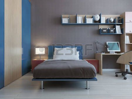 Afbeeldingsresultaat voor tiener zolder slaapkamer   Stoere ...