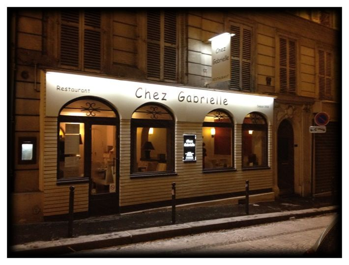 chez gabrielle paris ile de france charming and cozy neighborhood bistro great trip advisor. Black Bedroom Furniture Sets. Home Design Ideas