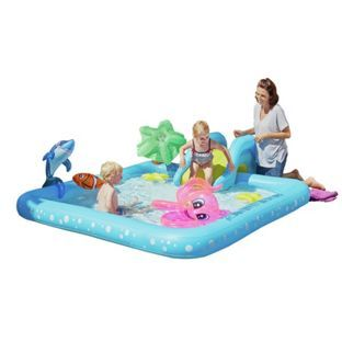 13 Garden Outdoor Large Structures Paddling Pools Ideas Kiddie Pool Pool Play Centre