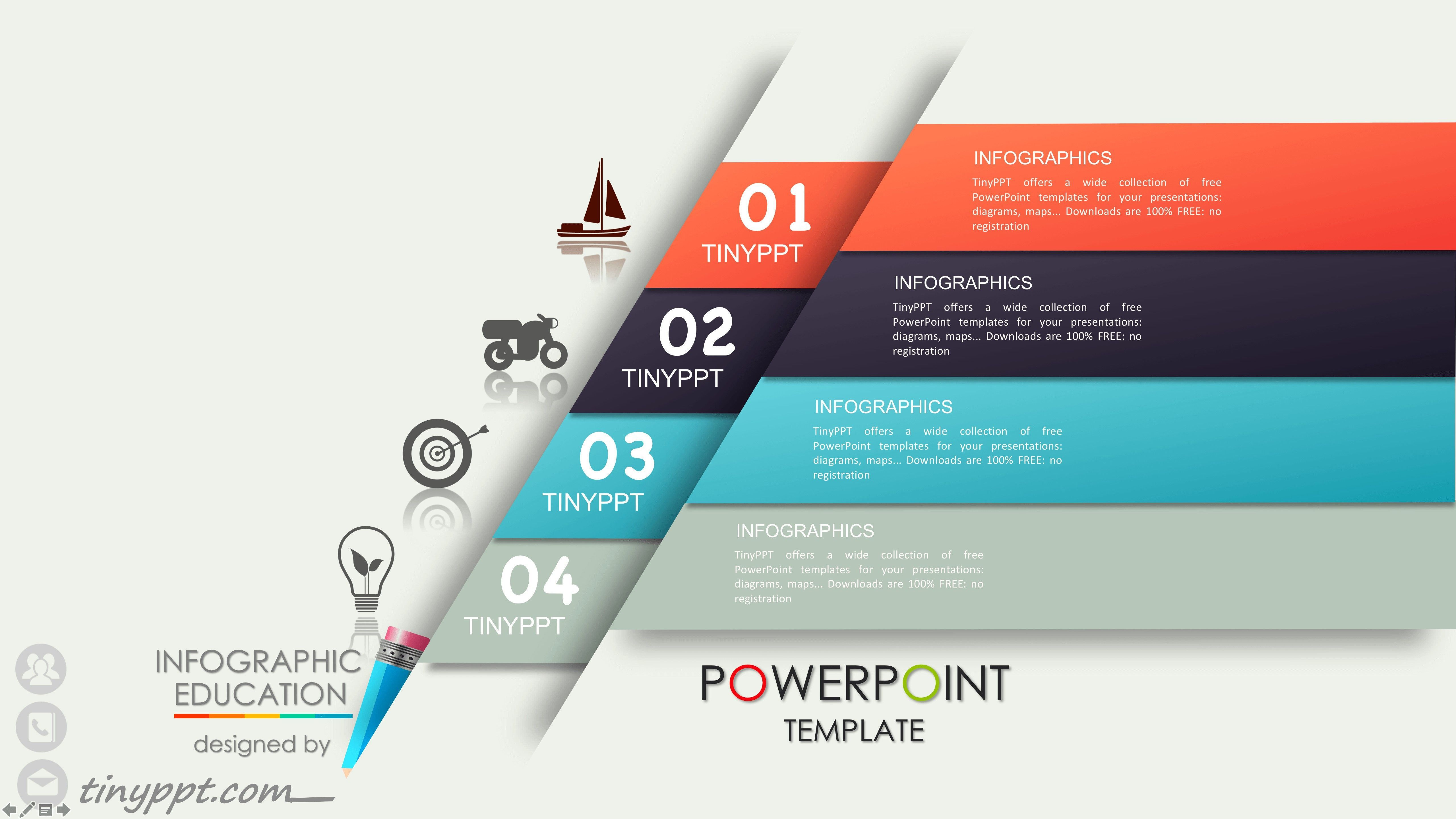 13 Top Download Templates In 2020 Powerpoint Background Templates Infographic Powerpoint Powerpoint Template Free