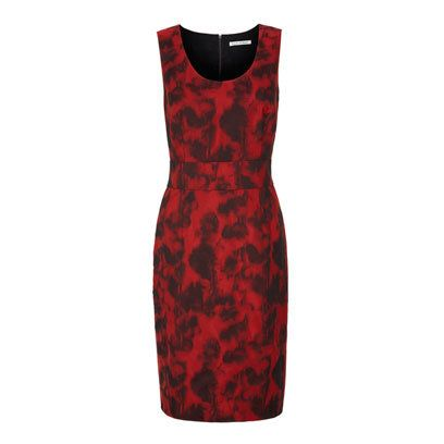 Banana Republic Dress: Fashion: What to Wear: Going Out: Dresses: Red Online