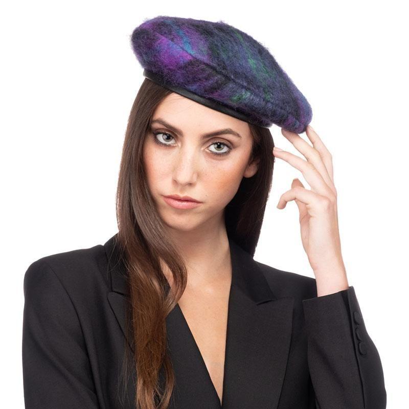 5445fd456a8 Cher in Purple Multi - Eugenia Kim