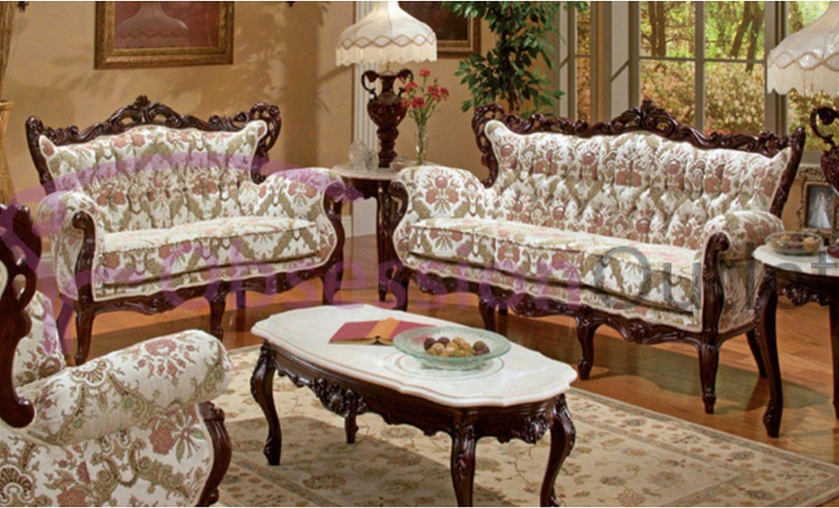 Sku Lsd275 Obsession Outlet Victorian Living Room Furniture Victorian Living Room Antique Living Rooms
