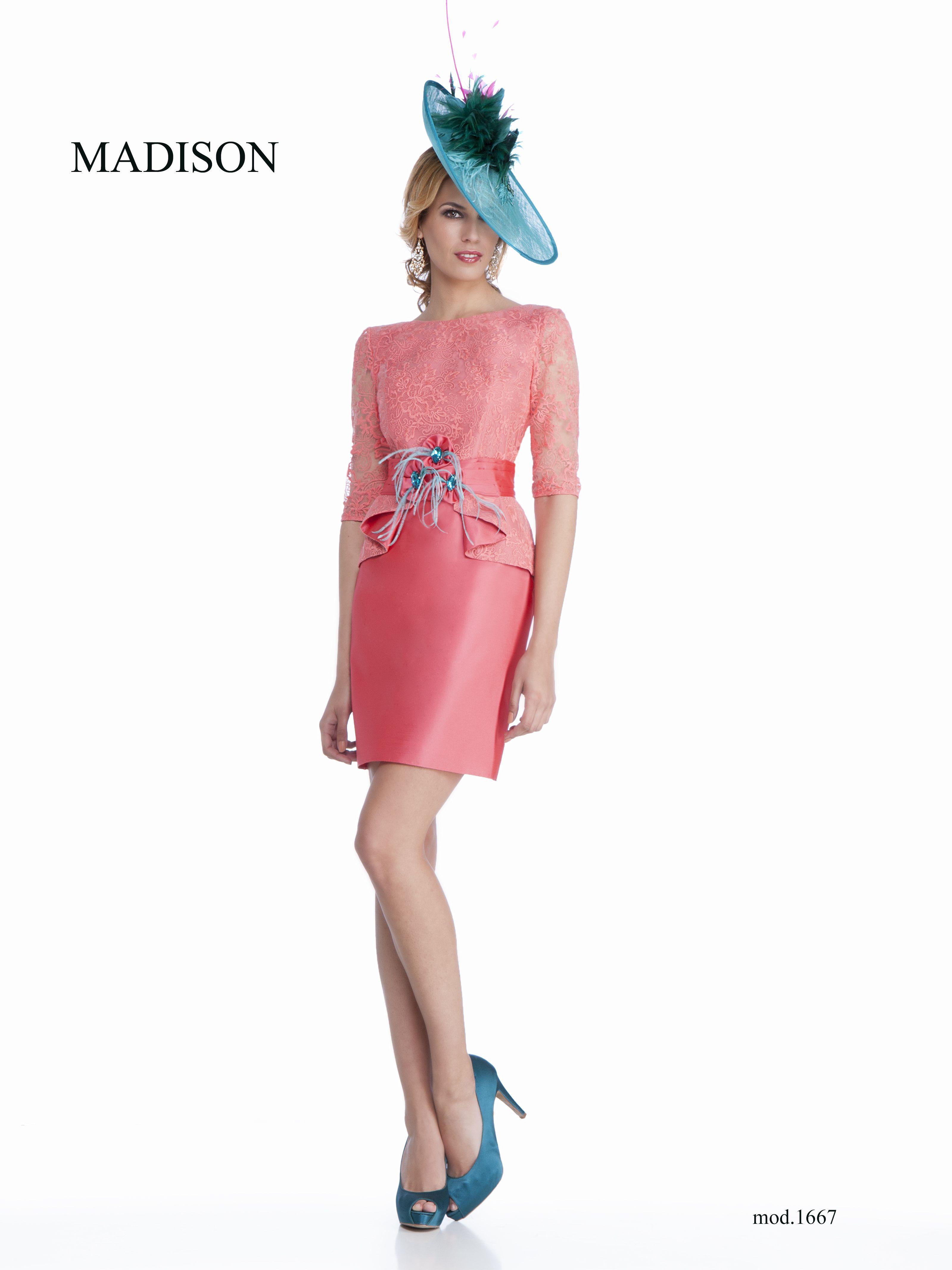 Vestido de madrina y fiesta #avance2015 #moda #fashion #vestidos ...