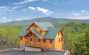 Majestic Cabins Rentals In Pigeon Forge