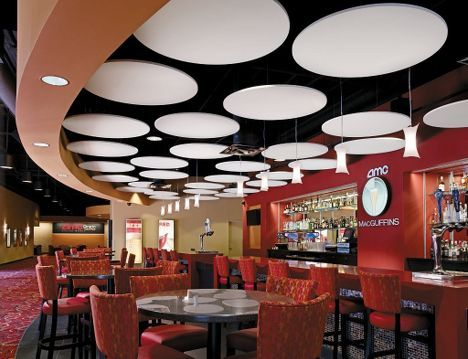 Armstrong Soundscape Shapes Ceiling Acoustic Baffles