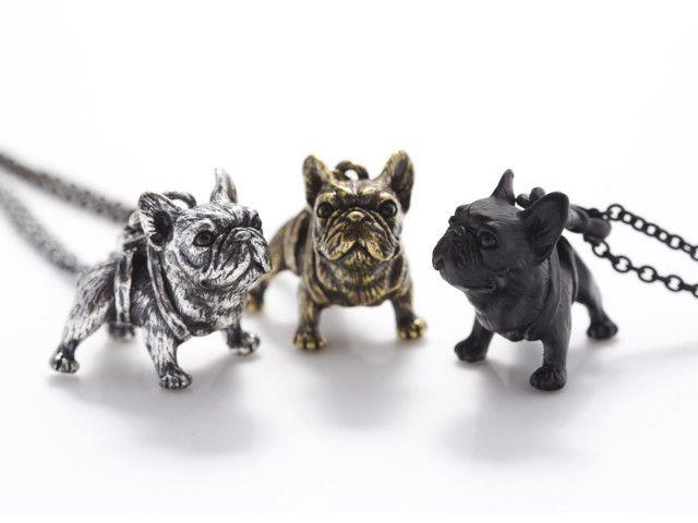 Franzosische Bulldogge Kette Halskette Frauen Bulldogge