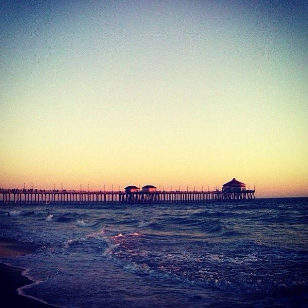 Places To Visit Huntington Beach Ca: Huntington Beach
