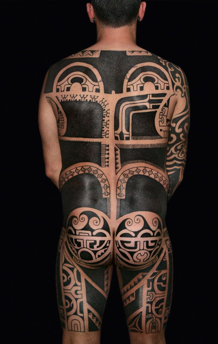 patutiki inspiration by nazareno tubaro tattoo tattoo. Black Bedroom Furniture Sets. Home Design Ideas