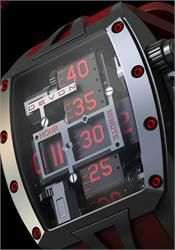 Devon Tread 2 Murder Watch available at authorized Dealer Watchismo