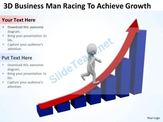3d business man racing to achieve growth ppt graphics icons 3d business man racing to achieve growth ppt graphics icons powerpoint templates infographics toneelgroepblik Images