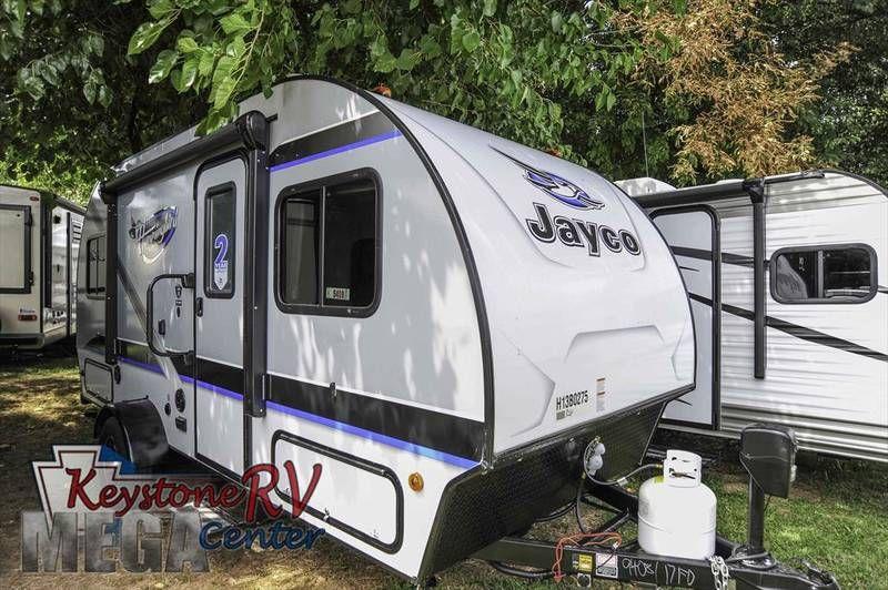 2017 Jayco Hummingbird 17FD Jayco, Travel trailers for
