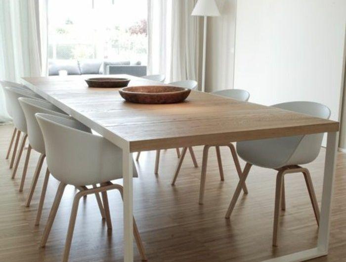 La Meilleure Table De Salle A Manger Design En 42 Photos Table