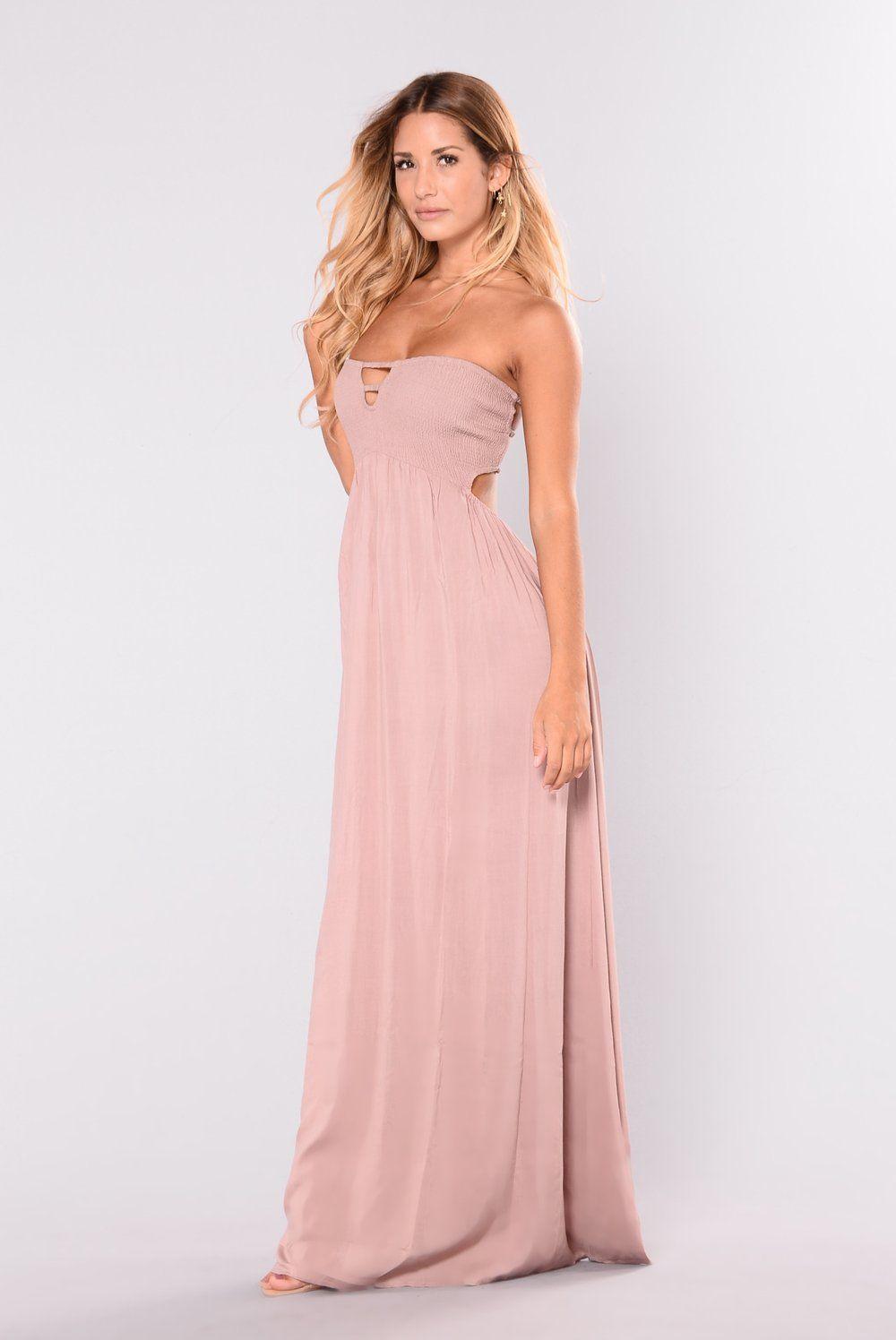 Life\'s A Beach Maxi Dress - Blush | Sexy things | Pinterest ...