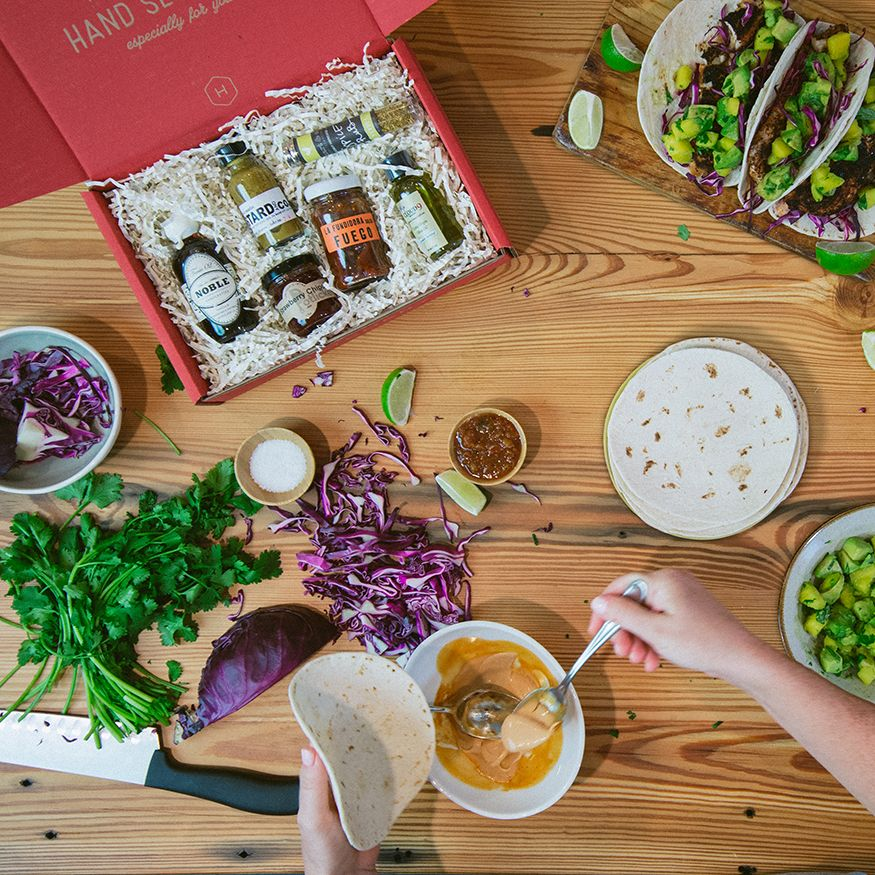 Hatchery delivers smallbatch artisan ingredients and