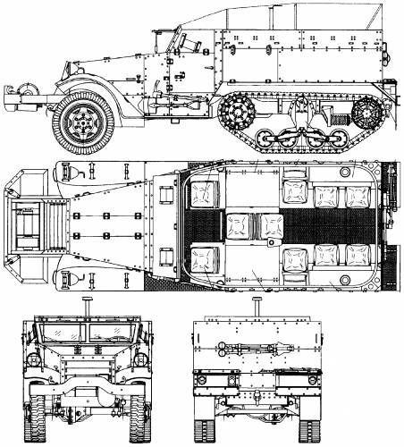 Vsledek Obrzku Pro Mini Stuart Tank Blueprint