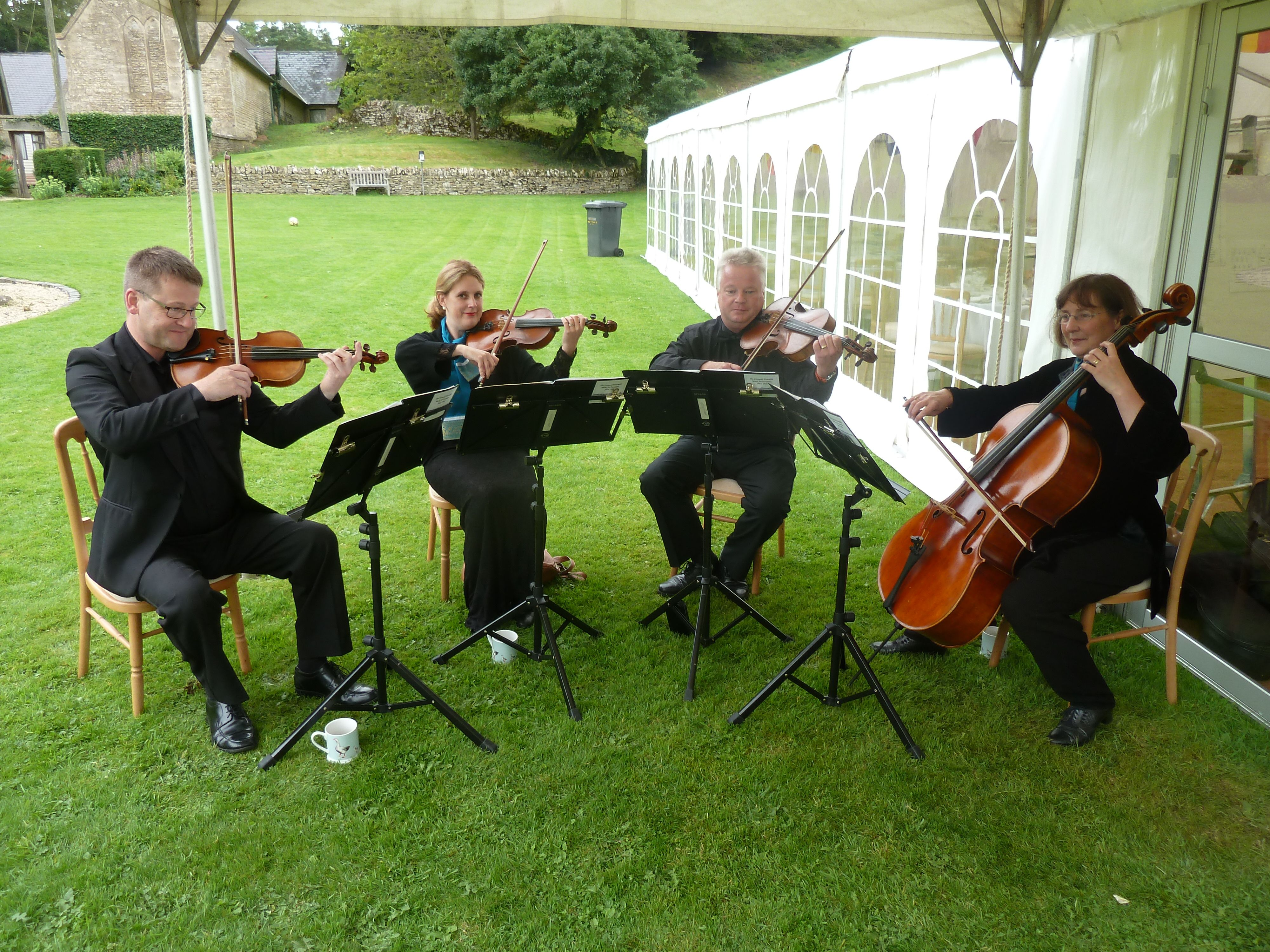 Pin on The Cotswold Ensemble live music for weddings