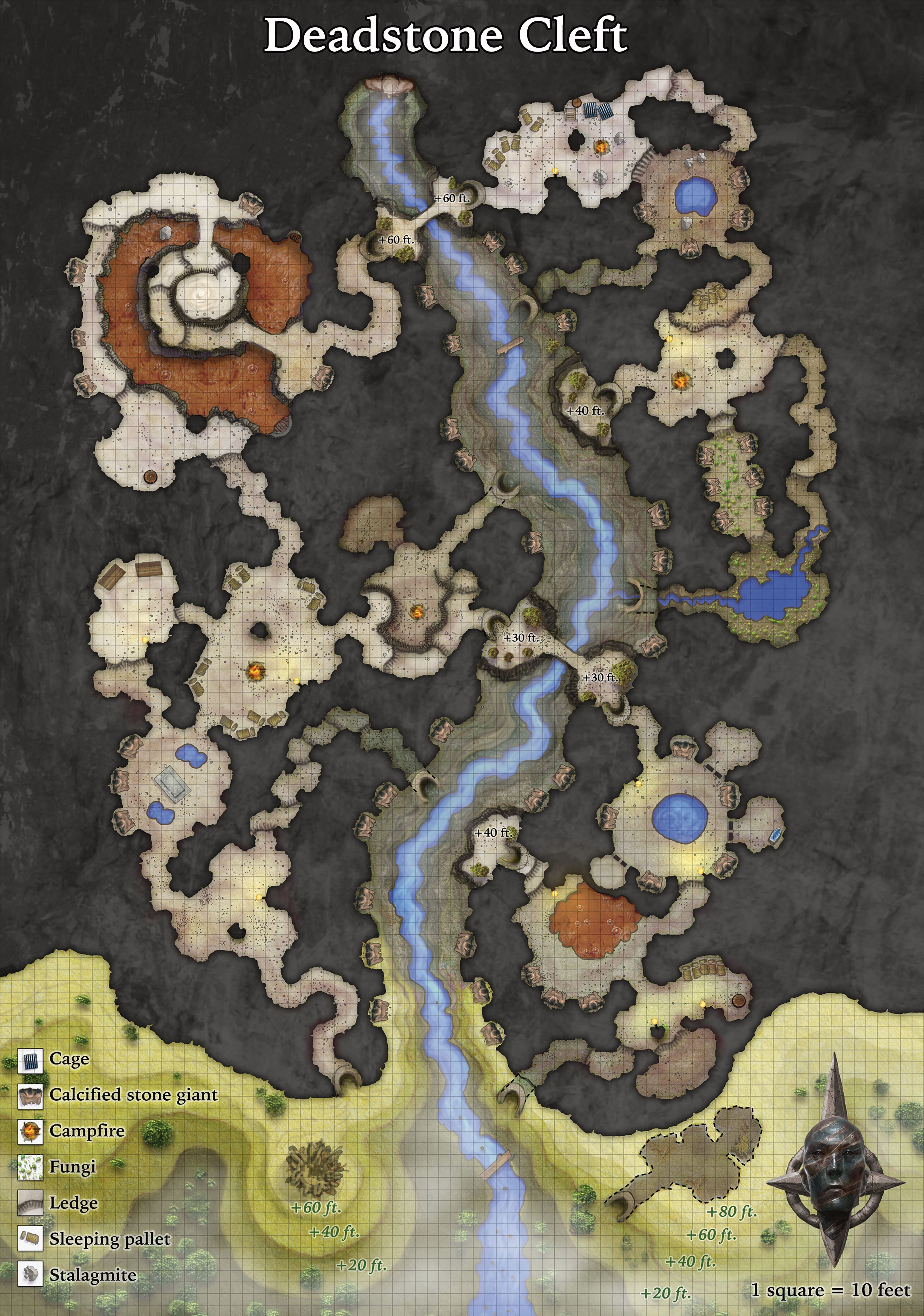 The Forest Karte Höhlen.Pin By Hope Mariska On D D Battle Maps In 2019 Dungeon Maps Dnd