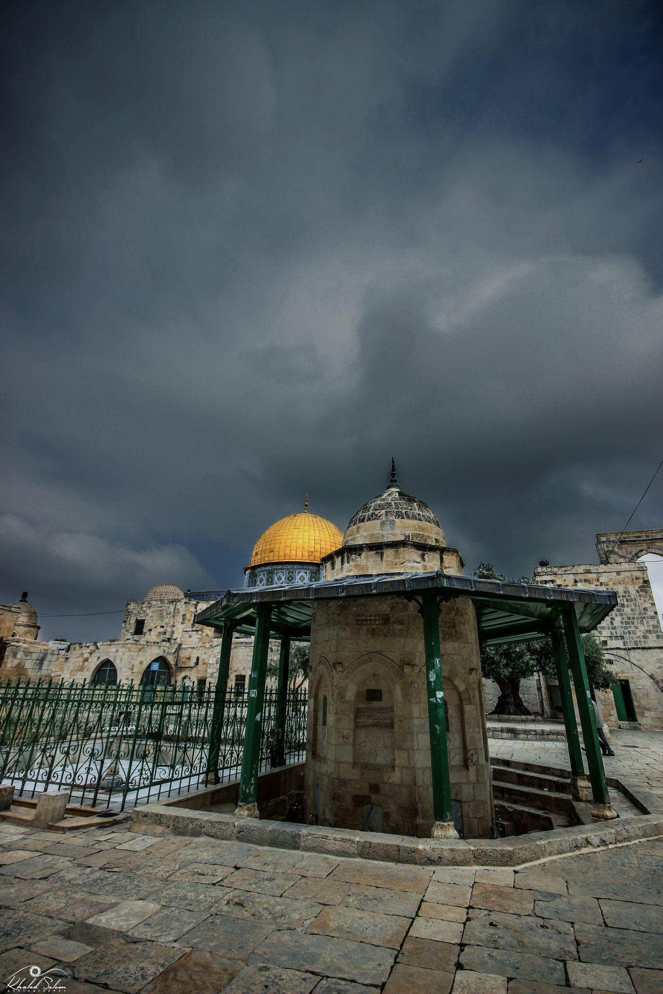Dome of the rock by Khaled Salem on 500px   photography