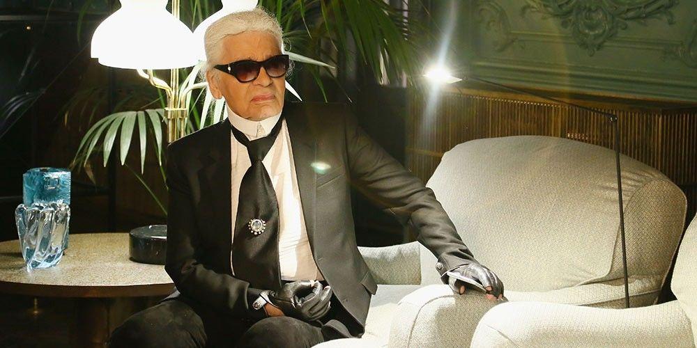 10 Cosas que no conocías de Karl Lagerfeld