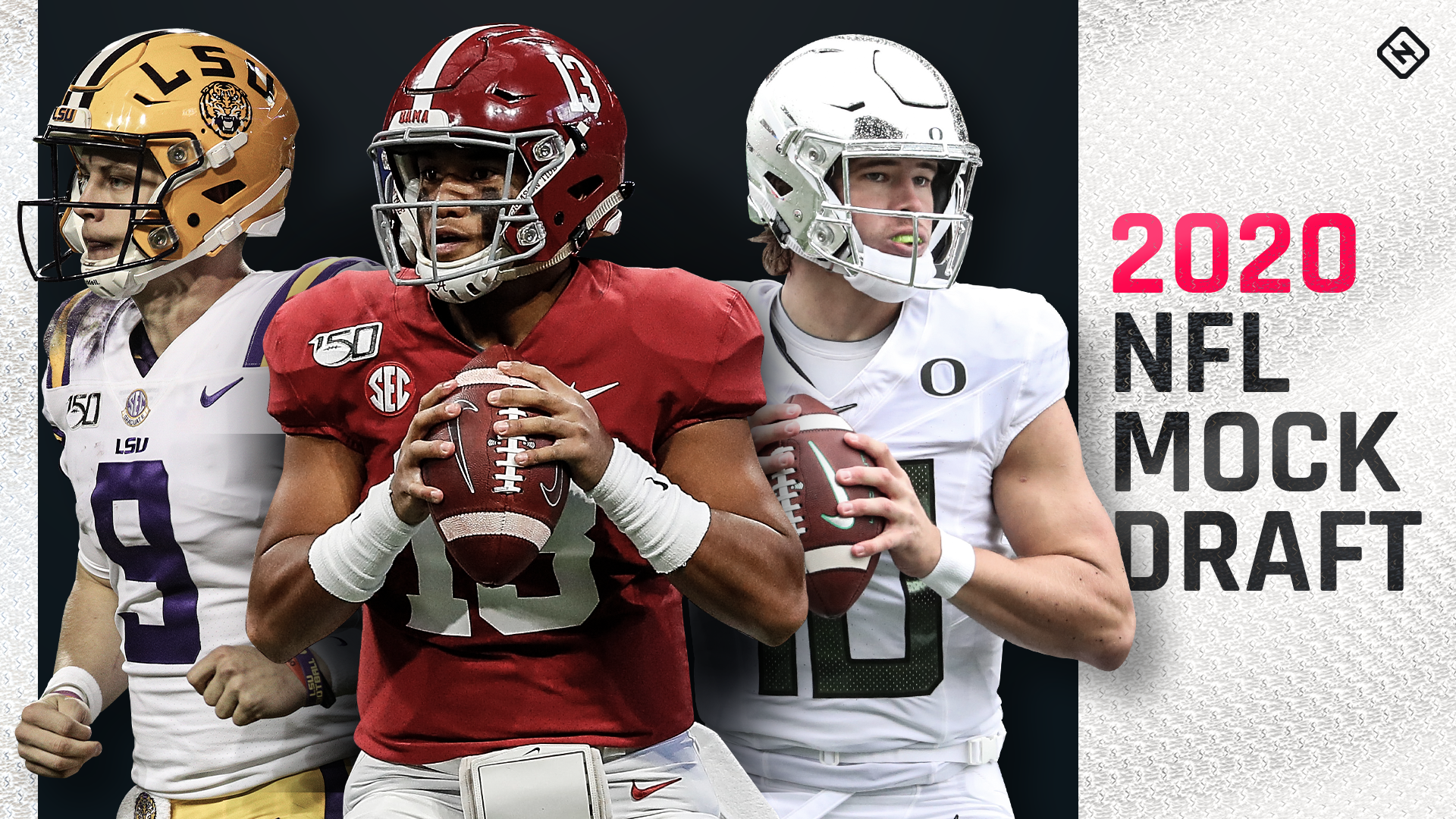Nfl Mock Draft 2020 49ers Packers Bolster Defenses Chiefs Titans Get Playmakers On Offense National Footbal In 2020 Nfl College Football Season National Football