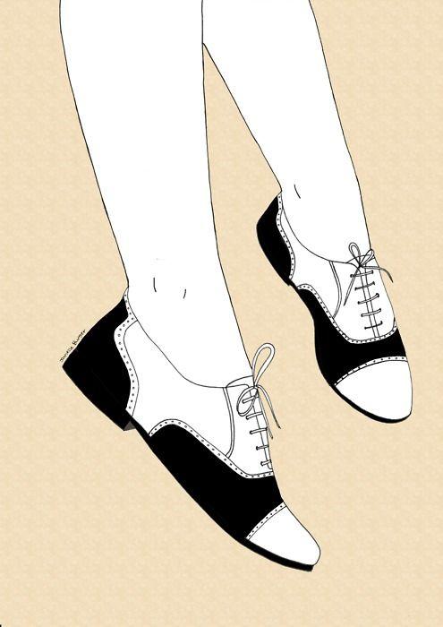 audrey horne's shoes