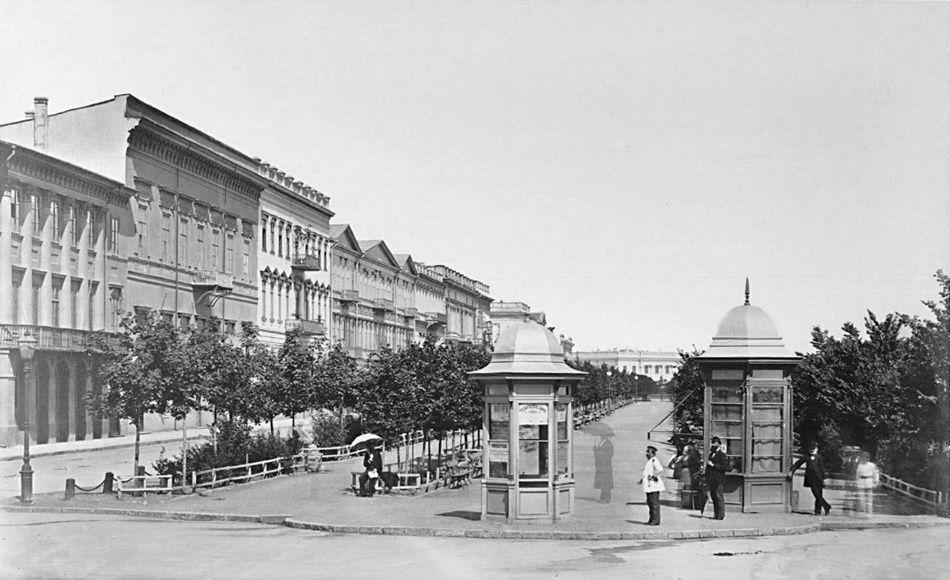 архивные фото города одесса получила свое название