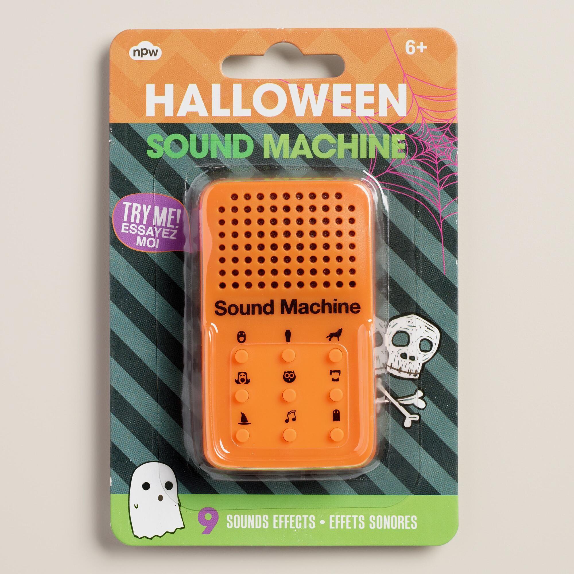 Handheld Halloween Sound Effects Machine | World Market ...