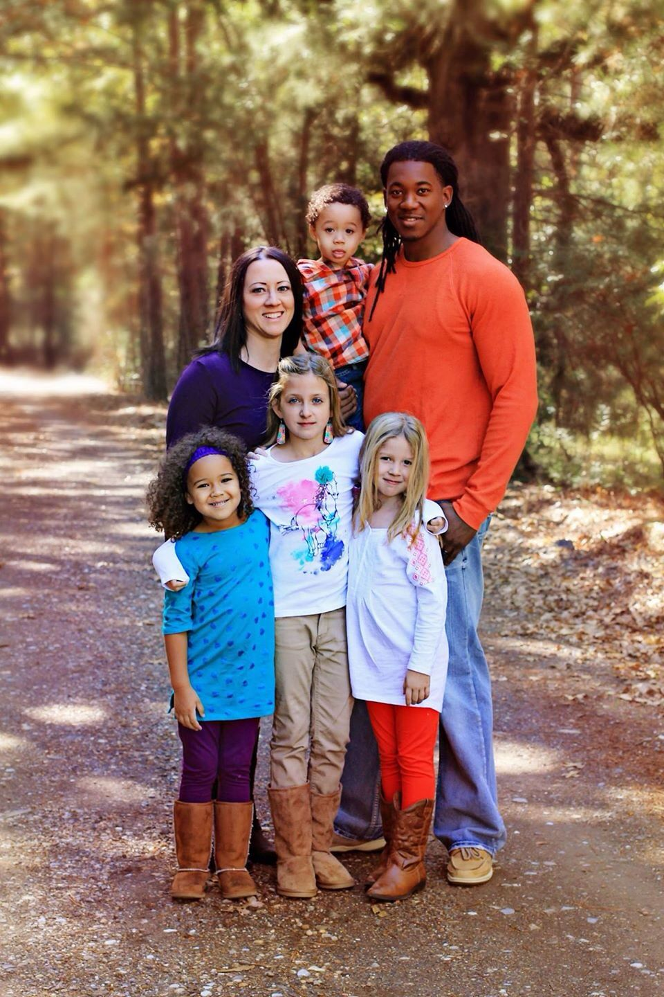 Family pose idea for 6 people. | Cute Pics | Pinterest | Pose ...