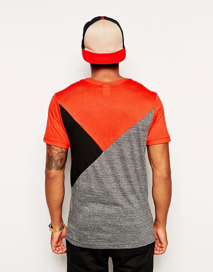 T Asos Boys Colourblock Pinterest Activewear Nike At Shirt pq5Ox66wPF