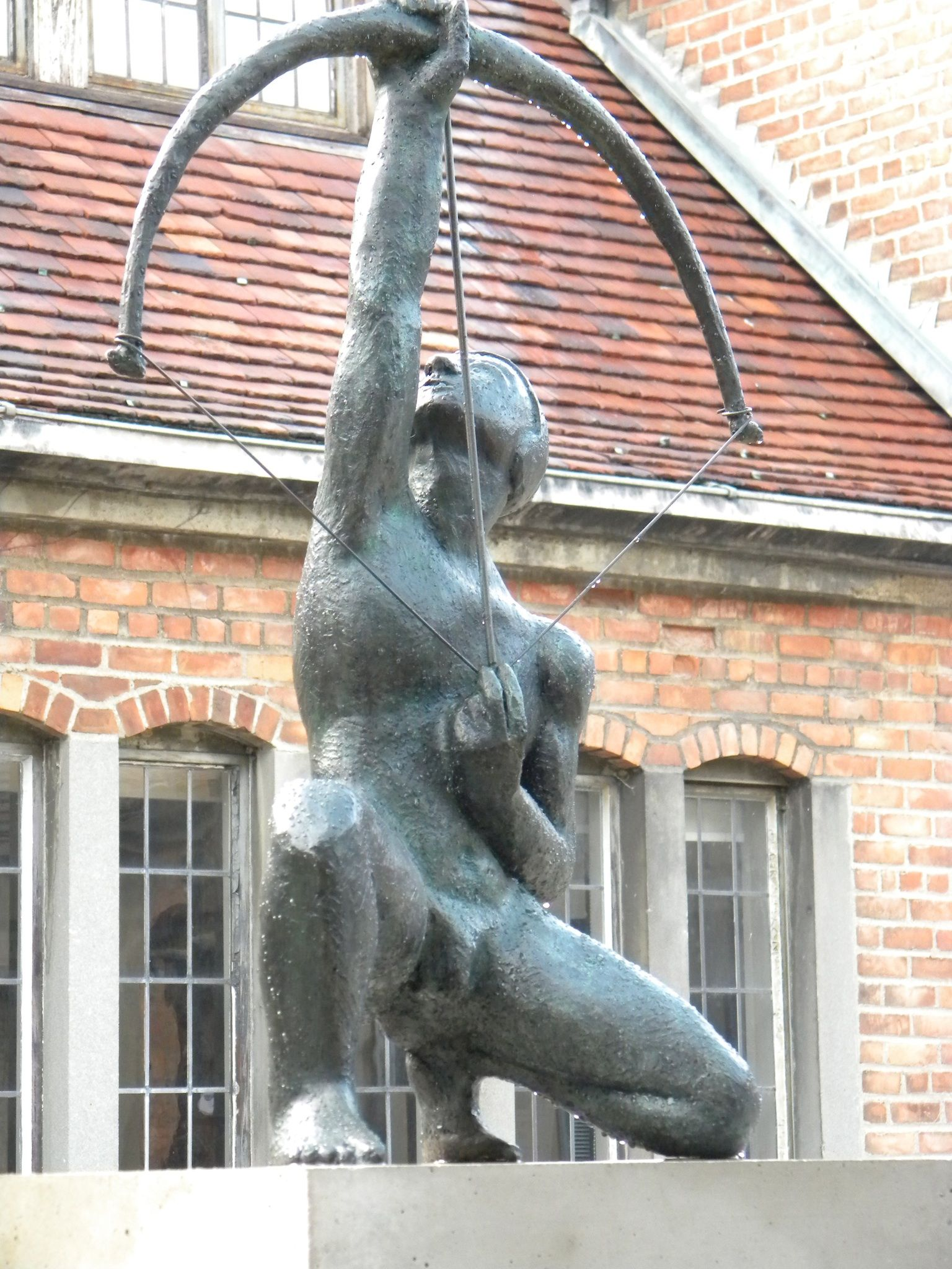 Pin by Dolores Lawrence on Cranbrook Kingswood Sculpture