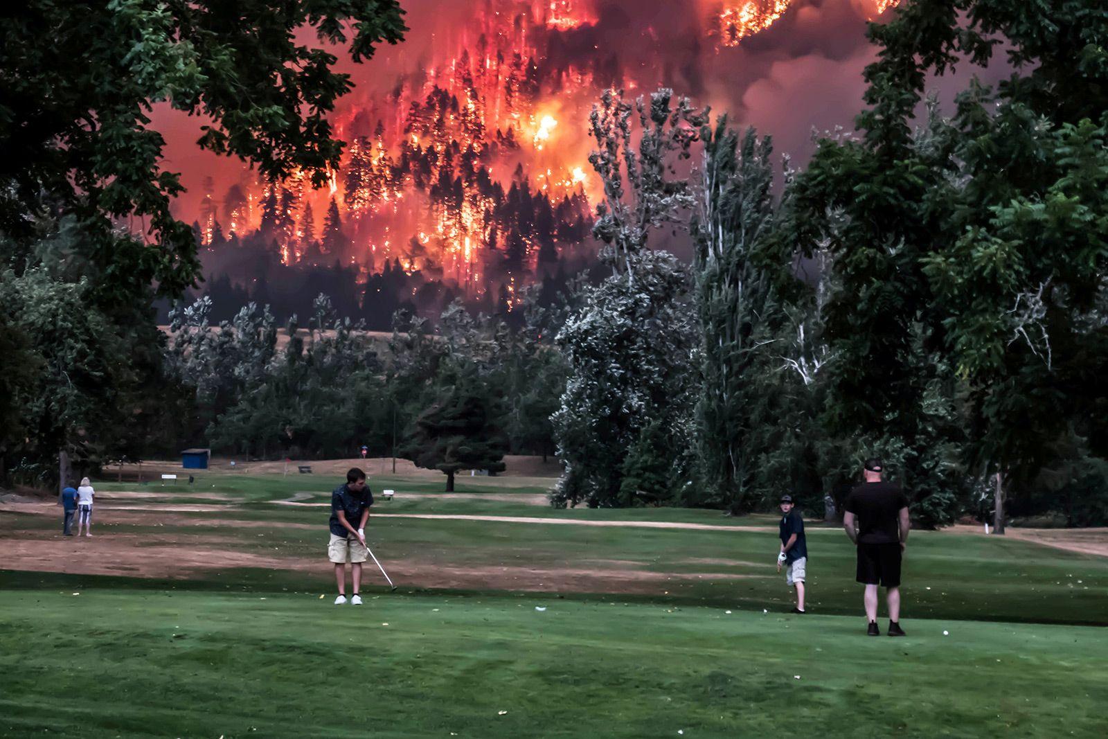 Golf Burn: September 2012
