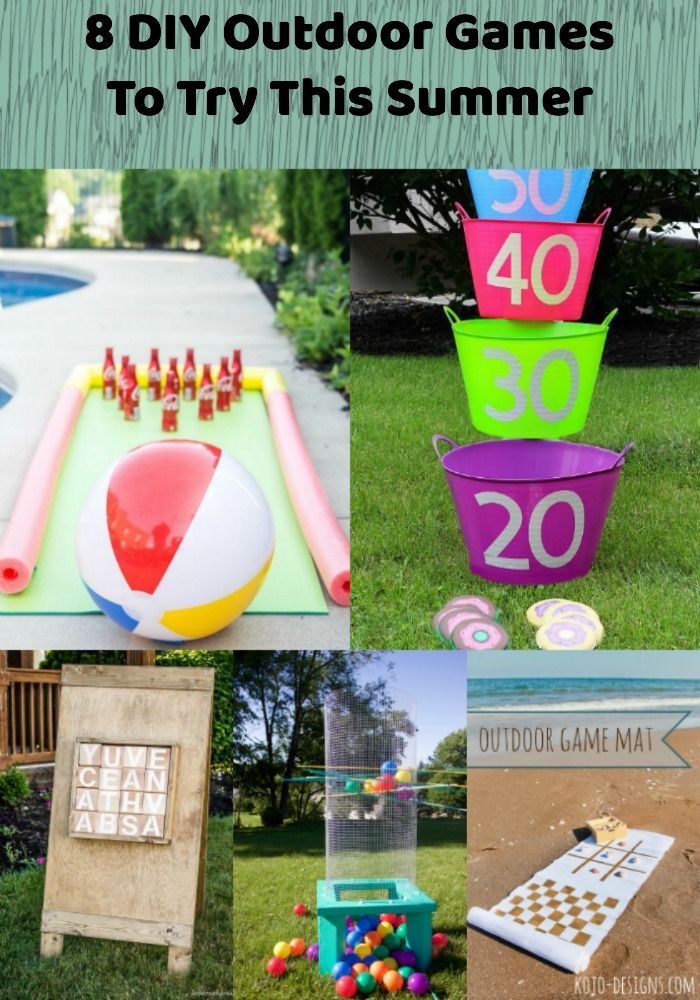 Diy outdoor games poemsrom fun diy outdoor games to try this summer ideas for the whole family enjoy that you solutioingenieria Gallery