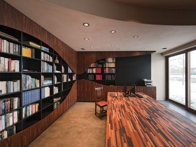 wellen formen ideen bibliothek zu hause | interior & exterior ...