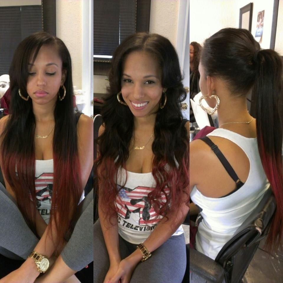 Get This Look With Any Of Our Straight Textures Available At Www Flawlessweaves Bigcartel Com Hair Styles Love Hair Hair Inspiration