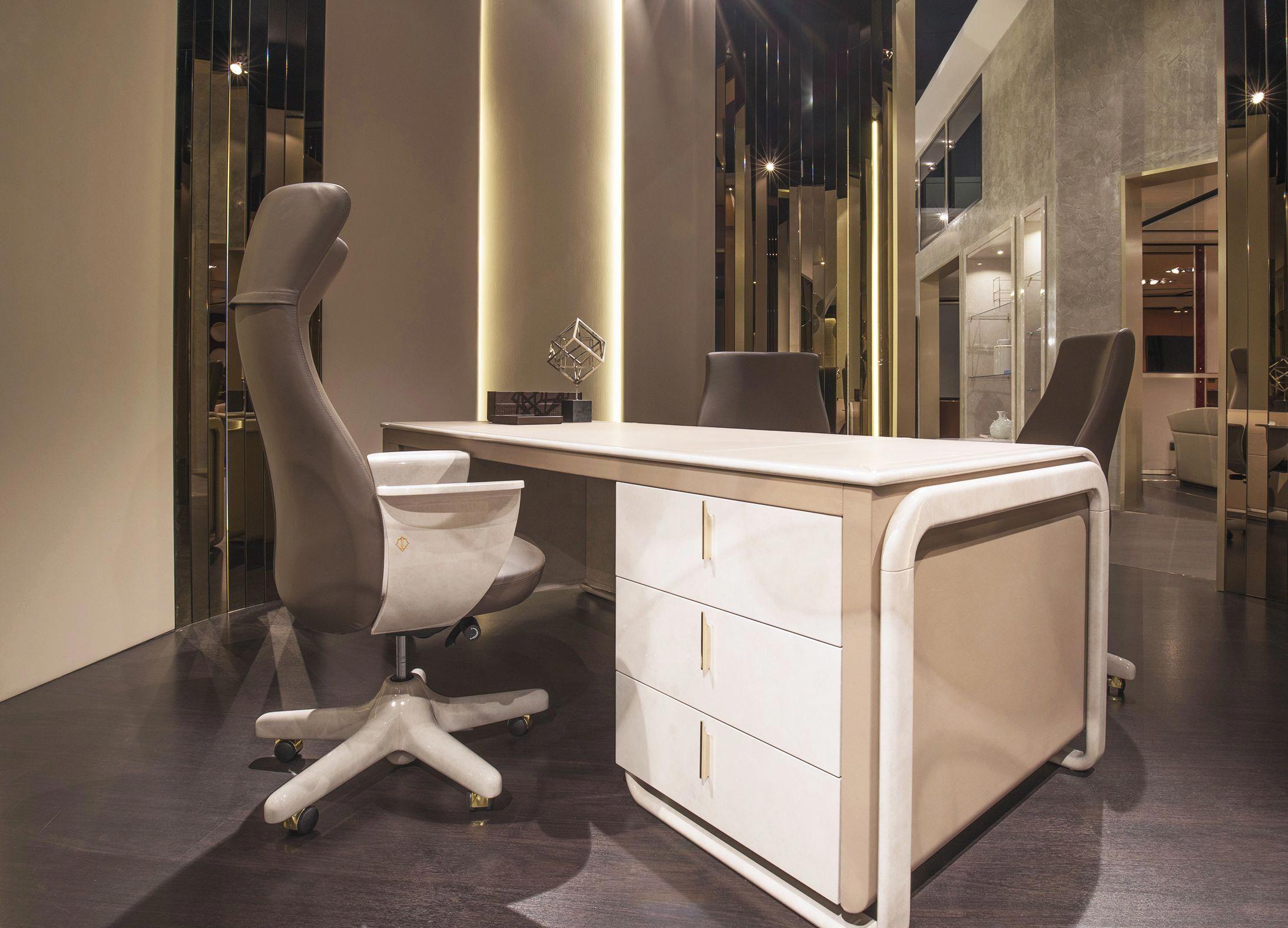 Eclipse Collection www.turri.it Italian luxury office desk