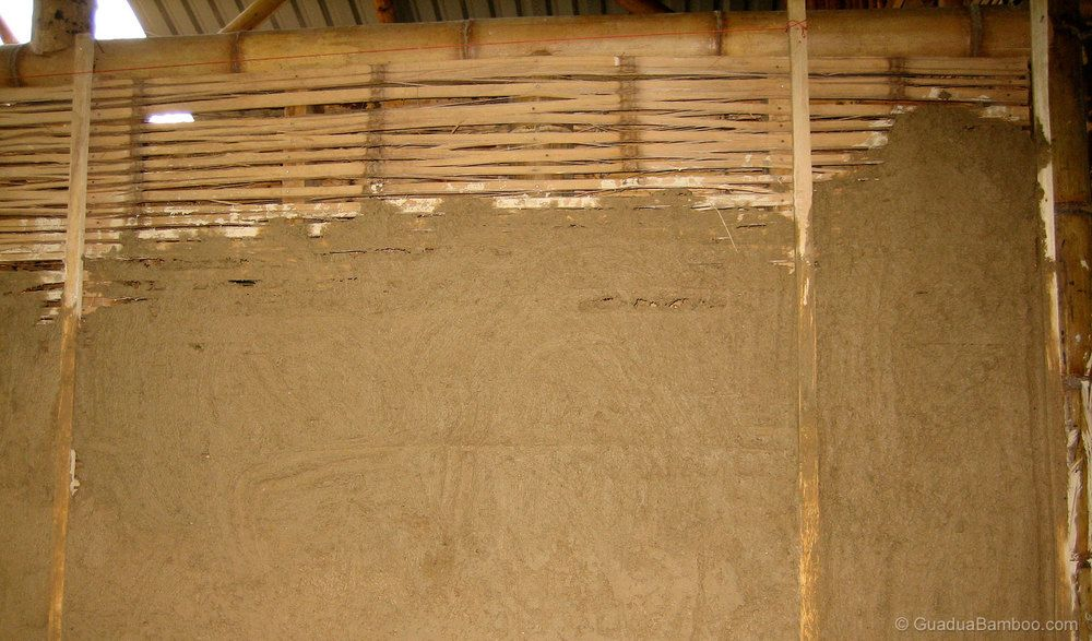 Building Walls with Crushed Bamboo Bamboo Pinterest Bambus - bambus mobel produkte nachhaltigkeit