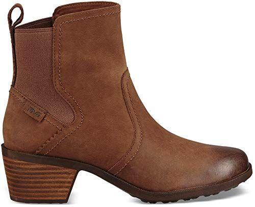 Clarks Orinoco Club Navy Nubuck Womens Chelsea Boots