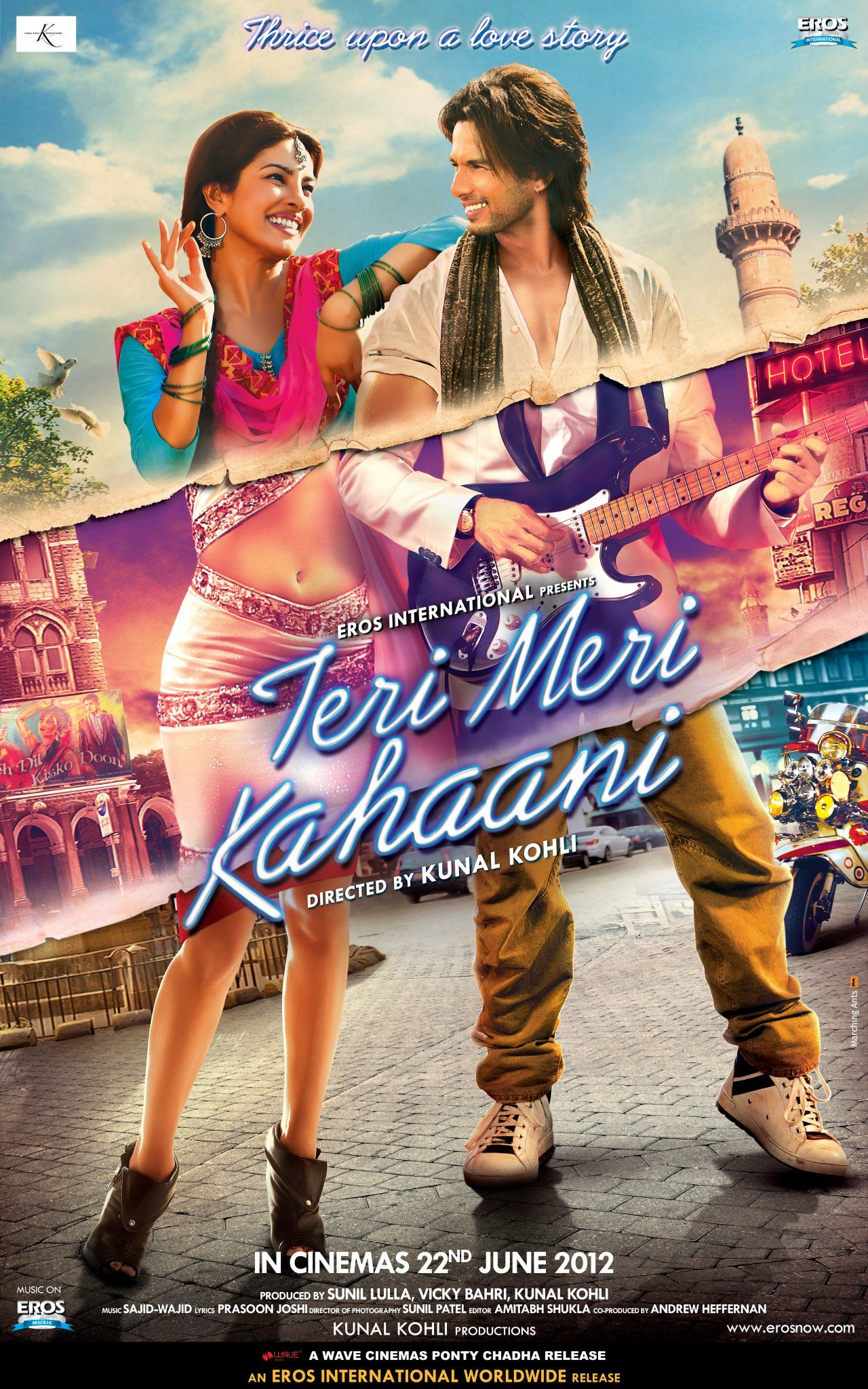 new bollywood movie list 2012