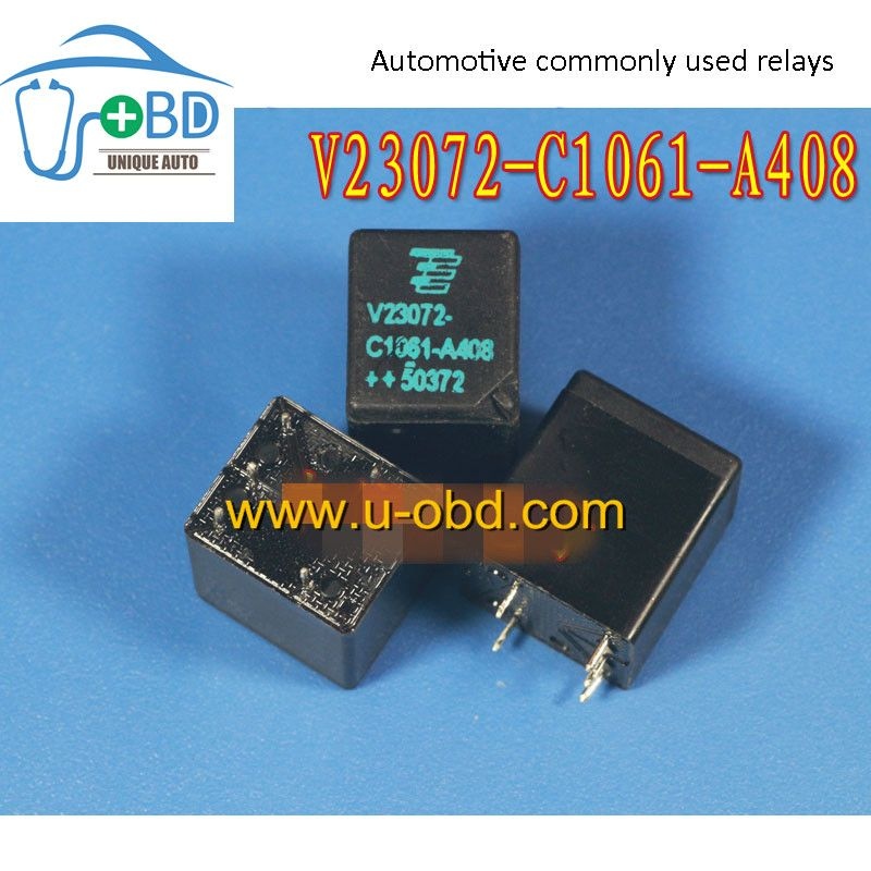 V23072-C1061-A408 Automotive commonly used relays 5 PIN 2 PCS/ lot