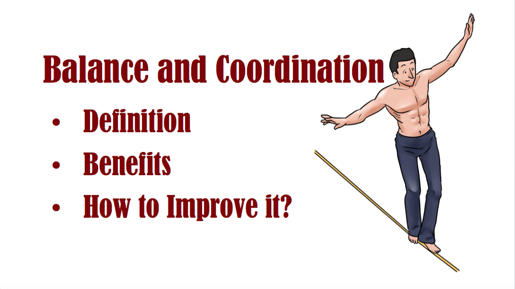 why is coordination important